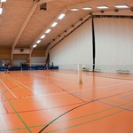 Volleyballhalle